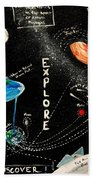 Explore And Discover Collector Edition Bath Towel