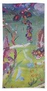 Fairy Ballet Bath Towel