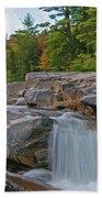 Fall At The Falls Bath Towel