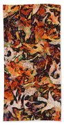 Fall-dm Bath Towel