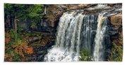 Fall Falls 2 Bath Towel