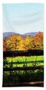 Fall Farm No. 8 Bath Towel