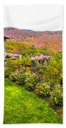Fall In New Hampshire Bath Towel