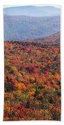 Fall Mountains #3 Bath Towel