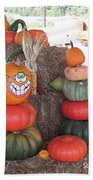 Fall Pumpkins Hand Towel