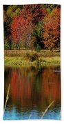 Fall Splendor Bath Towel