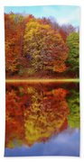 Fall Waters Bath Towel