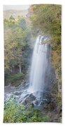 Falling Spring Falls Bath Towel
