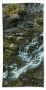 Falls Creek Gorge Trail Bath Towel