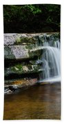 Falls Of Peterskill In Spring I - 2018 Bath Towel