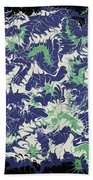 Fantastical - V1cd63 Bath Towel