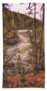 Fantasy Land Bath Towel