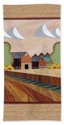 Farm By Ripon-marquetry Bath Towel