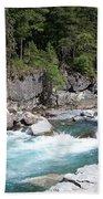 Fast River Bath Towel