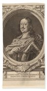 Ferdinando II, Grand Duke Of Tuscany Bath Towel