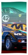 Ferrari 365 Gtc4 Bath Towel