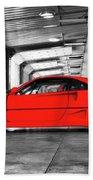 Ferrari F40 Bath Towel