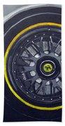 Ferrari Wheel Bath Towel