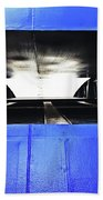 Ferry Abstract Bath Towel