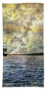 Ferry Boat Bath Towel