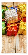 Festive Greeting Gifts Hand Towel