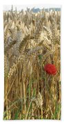 Field Of Dreams Bath Towel