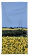 Fields Of Summer Bath Towel