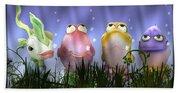 Finding Nemo Figurine Characters Hand Towel