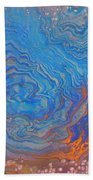 Fire And Water Bath Towel
