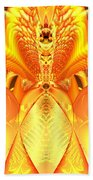 Fire Goddess Bath Towel