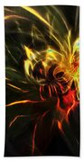 Fire Spirit Bath Towel