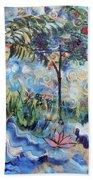 Firebird In Gan Eden 201763 Bath Towel