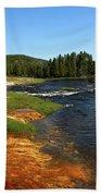 Firehole River Colors Bath Towel
