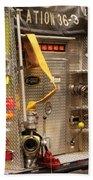 Fireman - Station - 36-3 Bath Towel