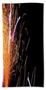 Fireworks II Bath Towel
