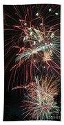 Fireworks6487 Bath Towel