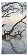 First Light - Hunting Island South Carolina Bath Towel