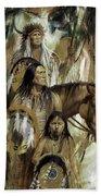 First Nation 67r Bath Towel