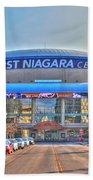 First Niagara Center Bath Towel
