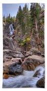 Fish Creek Fallin Bath Towel
