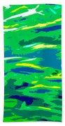 Fish In The Sea Bath Towel
