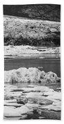 Fjallsarlon Glacier Lagoon Iceland 2348 Bath Towel