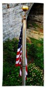 Flag Day Bath Towel