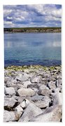 Flaggy Shore Bath Towel
