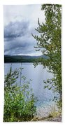 Flathead Lake 5 Bath Towel