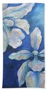 Floating Orchid Hand Towel