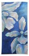 Floating Orchid Bath Towel