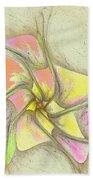Floral 2-19-10-a Bath Towel