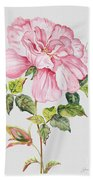 Floral Botanicals-jp3779 Bath Towel