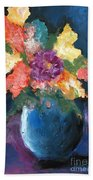 Floral Study 1 Hand Towel
